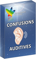 CONFUSIONS AUDITIVES