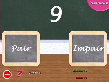 Pair / Impair