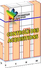 CONTROLE DES ACQUISITIONS