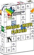 IMAGES - MOTS FLÉCHÉS