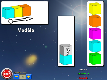 """Activité """"Les cubes"""""""