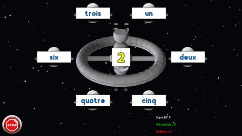 """Activité """"Relation chiiffres / lettres"""""""