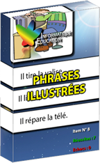 PHRASES ILLUSTRÉES