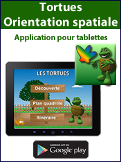TORTUES ORIENTATION SPATIALE
